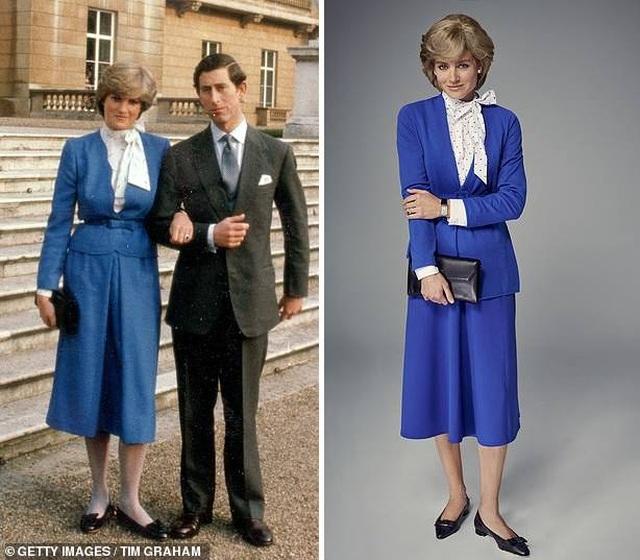 Phong cách thời trang của công nương Diana thịnh hành trở lại sau 2 thập kỷ - 7
