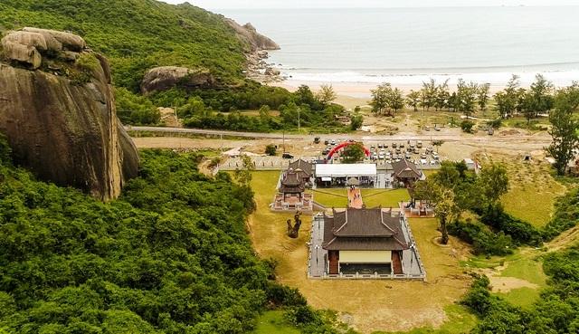 Khánh thành Đền thờ Anh hùng dân tộc Nguyễn Trung Trực - 2