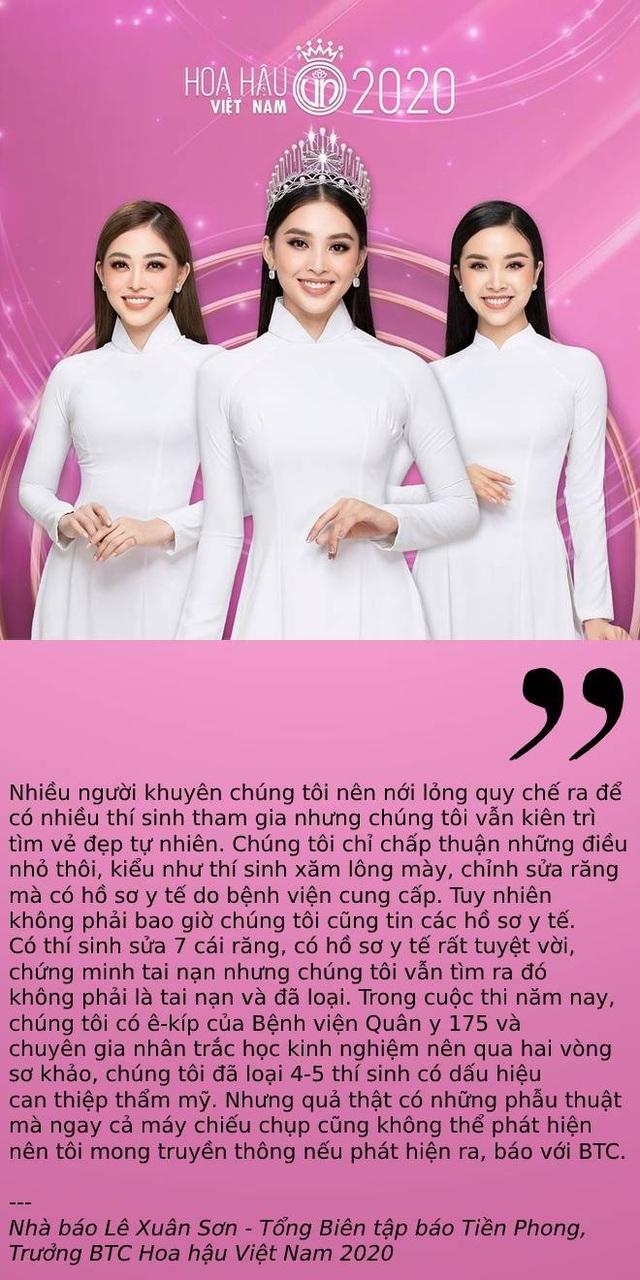Hoa hậu Việt Nam 2020 chấp nhận người đẹp đã xăm lông mày, chỉnh răng - 2