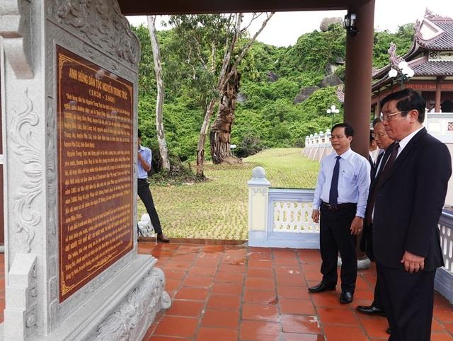 Khánh thành Đền thờ Anh hùng dân tộc Nguyễn Trung Trực - 3