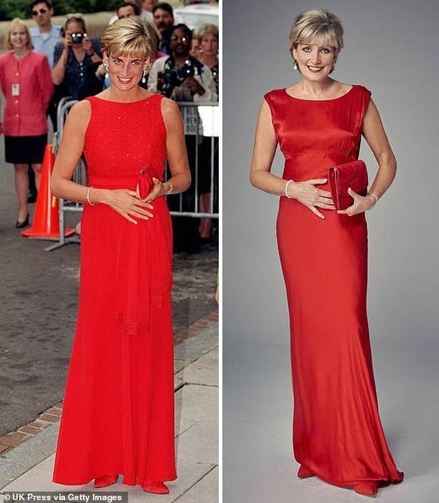 Phong cách thời trang của công nương Diana thịnh hành trở lại sau 2 thập kỷ - 1