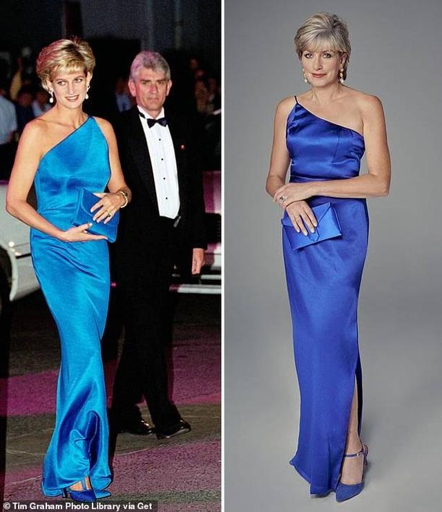 Phong cách thời trang của công nương Diana thịnh hành trở lại sau 2 thập kỷ - 2