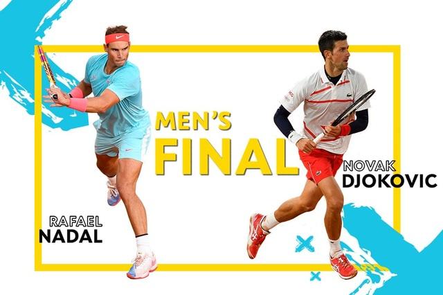 Nc247info tổng hợp: Novak Djokovic - Rafael Nadal: Một trang sử mới