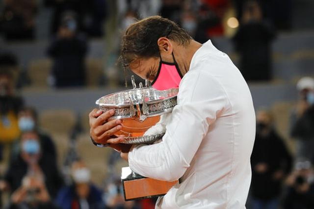 Rafael Nadal lần thứ 13 vô địch Roland Garros - 3