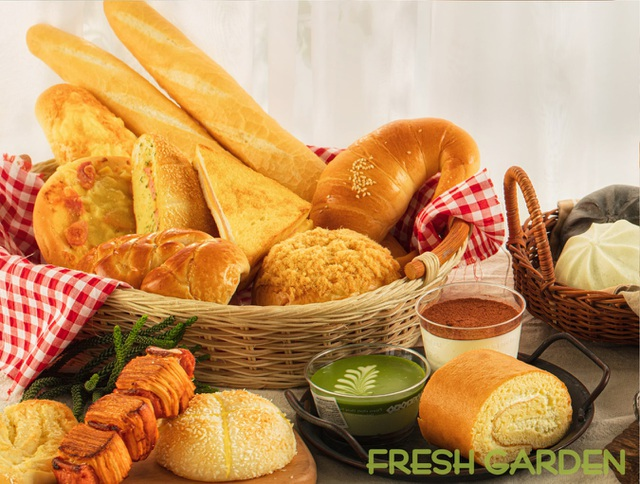 Đi tìm món bánh cuộn mềm mịn bồng bềnh mang vị Nhật từ Fresh Garden - 6