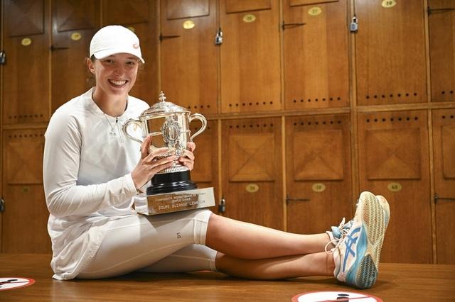 """Iga Swiatek: """"Tôi choáng ngợp với danh hiệu vô địch Roland Garros"""" - 1"""
