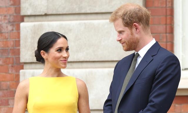 Vợ chồng Hoàng tử Anh Harry bị chỉ trích vì bình luận về bầu cử Mỹ 2020 - 1