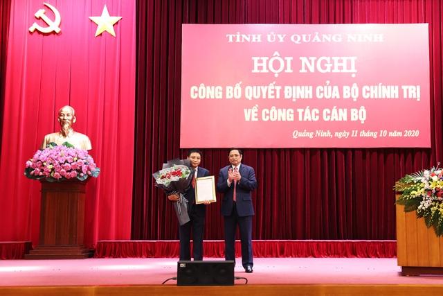 Ông Nguyễn Văn Thắng được giới thiệu bầu giữ chức Bí thư Tỉnh ủy  Điện Biên - 1
