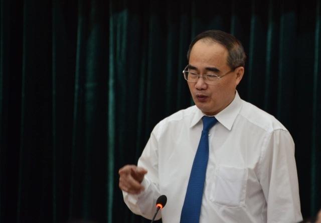 Lần đầu tiên Đảng bộ TPHCM ra Nghị quyết về Khu đô thị mới Thủ Thiêm - 1