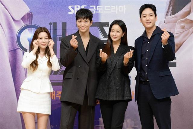 """Ngưỡng mộ nhan sắc """"không tuổi"""" của Kim Hee Sun ở tuổi 43 - 9"""