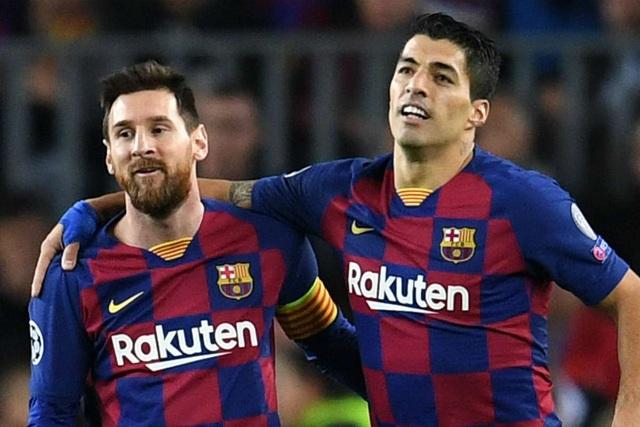 "Luis Suarez: ""Bất kỳ ai thân với Messi đều bị loại trừ"" - 1"