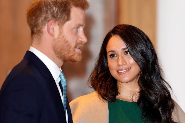 Vợ hoàng tử Harry: Tôi bị soi mói nhất thế giới - 1