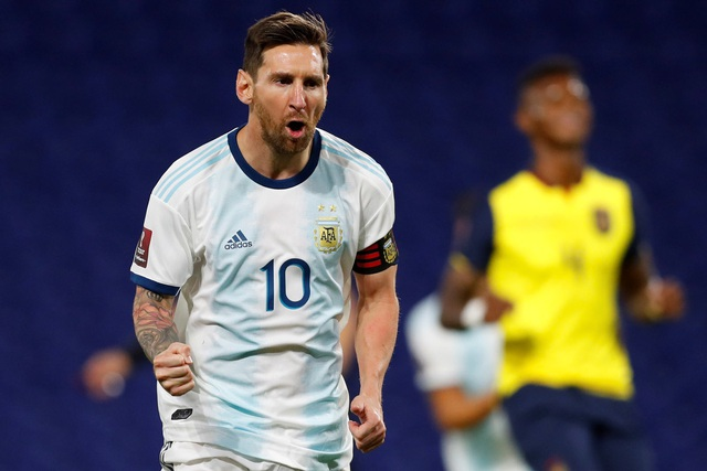 Man City tuyên bố đủ tiền để mua Lionel Messi - 1
