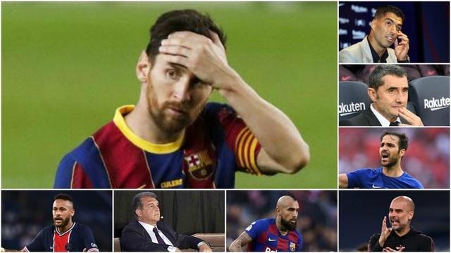 "Luis Suarez: ""Bất kỳ ai thân với Messi đều bị loại trừ"" - 2"