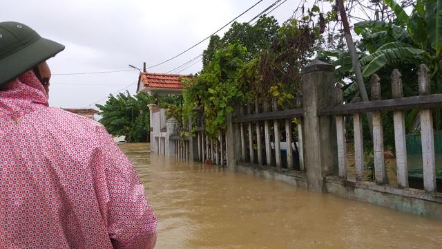 Đà Nẵng: Nhiều nơi vẫn ngập nặng, đã di dời hơn 2.500 người dân - 11