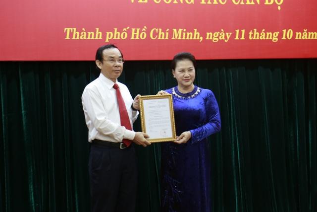 TPHCM: Giới thiệu ông Nguyễn Văn Nên để bầu Bí thư Thành ủy - 1