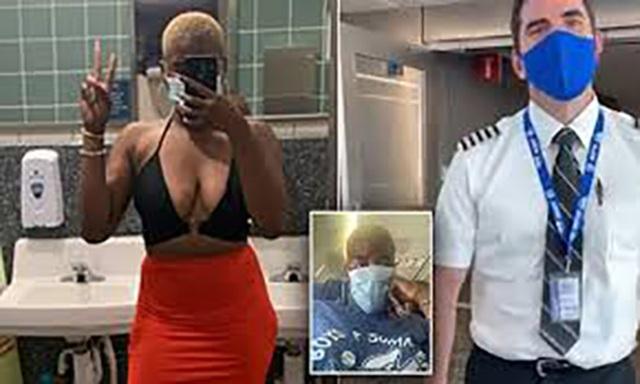 Nữ hành khách bị từ chối bay vì mặc áo 2 dây - 1