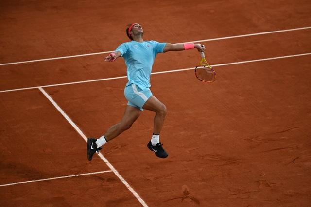 Những khoảnh khắc Nadal đánh bại Djokovic, lập chuỗi kỷ lục mới - 3