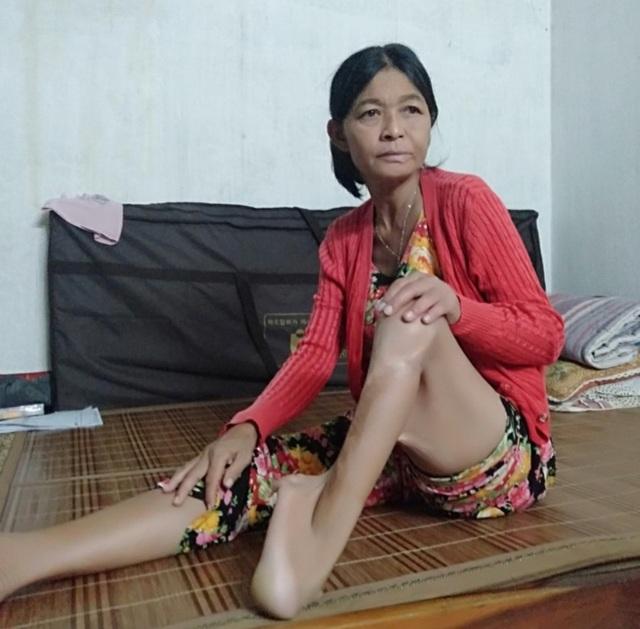 Số phận cơ cực của người phụ nữ tật nguyền có tuổi thơ không lành lặn - 1