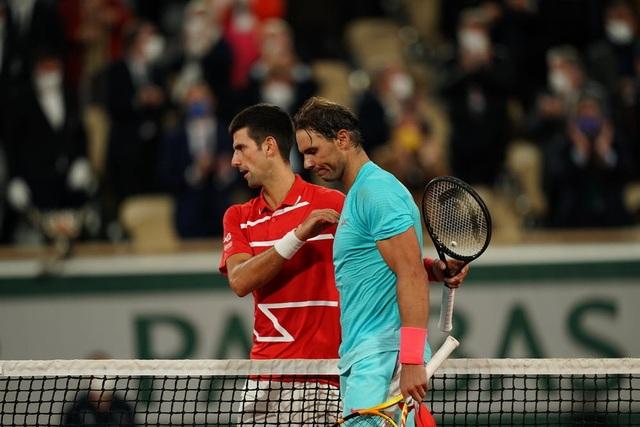 Những khoảnh khắc Nadal đánh bại Djokovic, lập chuỗi kỷ lục mới - 13