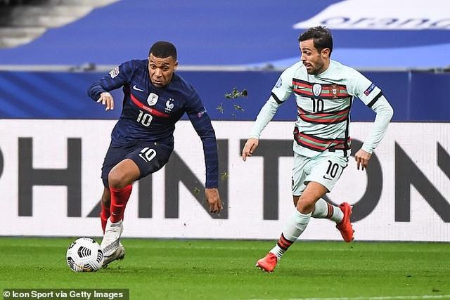 C.Ronaldo im tiếng, Bồ Đào Nha vẫn không thua Pháp - 3