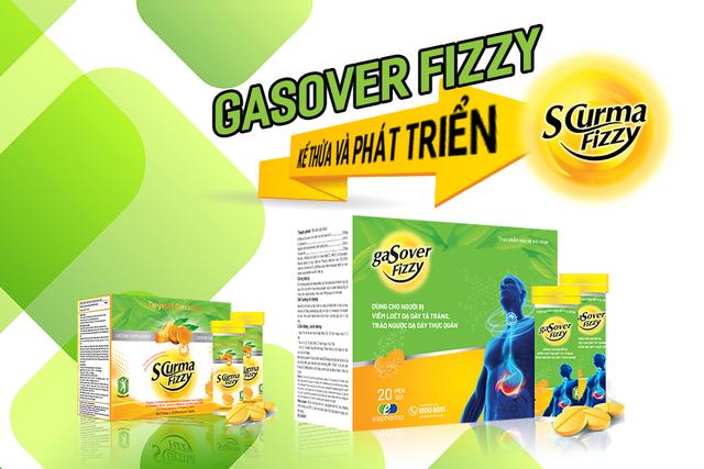 GasOver Fizzy - Bước kế thừa và phát triển của SCurma Fizzy - 1