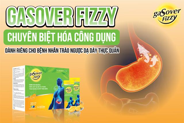 GasOver Fizzy - Bước kế thừa và phát triển của SCurma Fizzy - 2