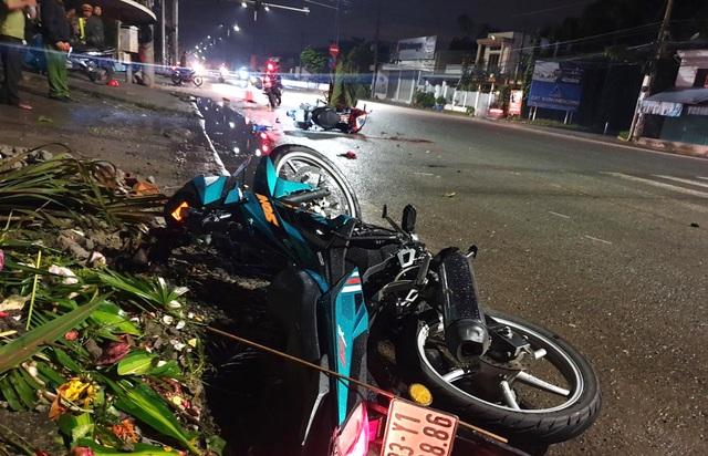 Hai vụ tai nạn khiến 2 người chết, 4 người bị thương - 2