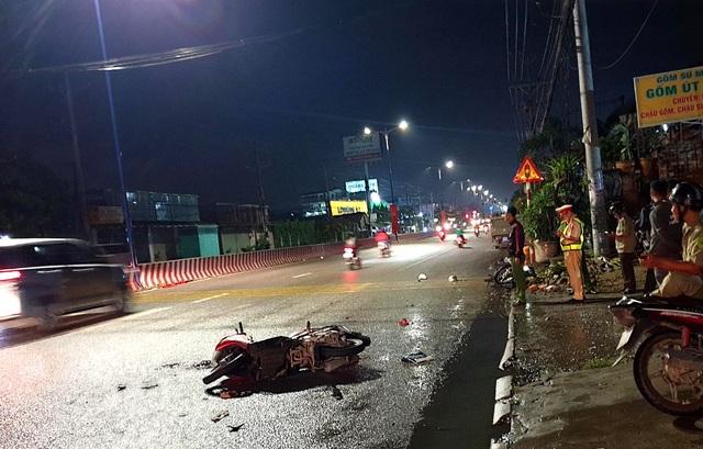 Hai vụ tai nạn khiến 2 người chết, 4 người bị thương - 1