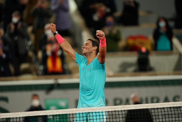Nc247info tổng hợp: Những con số đằng sau thành công mới nhất của Rafael Nadal