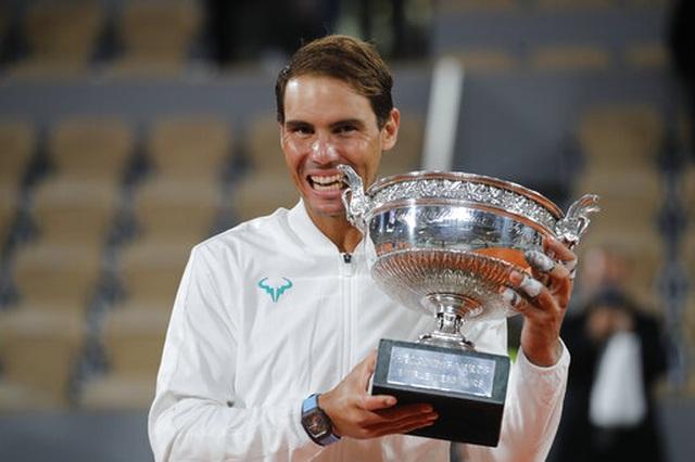 """Andy Murray: """"Kỷ lục của Nadal là xuất sắc nhất trong thể thao"""" - 1"""