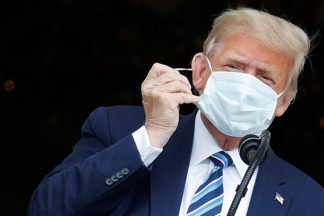 Bầu cử Mỹ 2020: Ông Trump cấp tập trở lại đường đua tranh cử - 1