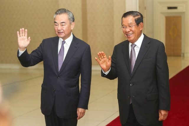 """""""Món quà"""" 140 triệu USD Trung Quốc dành cho Campuchia - 1"""