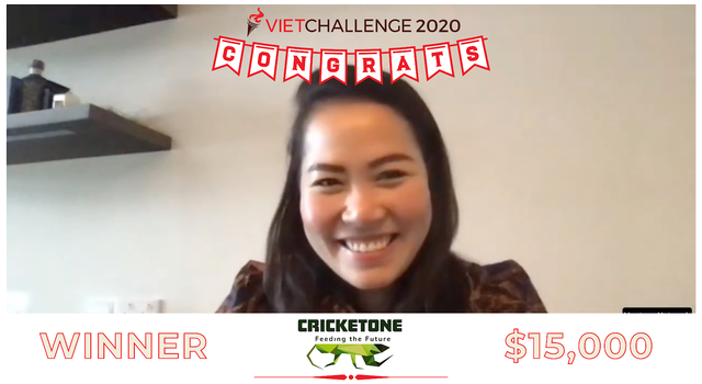 CricketOne vô địch cuộc thi khởi nghiệp toàn cầu VietChallenge 2020 - 2