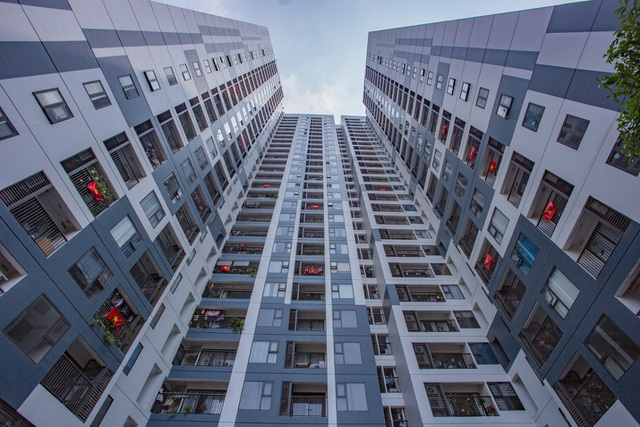 Sau thời gian tăng thẳng đứng, giá chung cư Hà Nội bất ngờ hạ nhiệt - 2