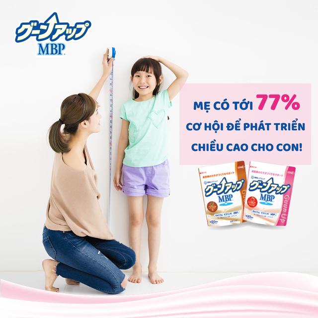 Bật mí cách giúp con tăng chiều cao và thể chất - 1