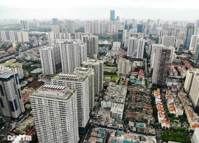 Sau thời gian tăng thẳng đứng, giá chung cư Hà Nội bất ngờ hạ nhiệt - 1