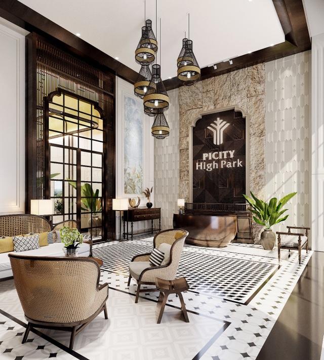 Căn hộ resort phong cách kiến trúc Indochine đã xuất hiện tại quận 12 - 2
