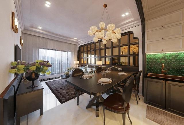 Căn hộ resort phong cách kiến trúc Indochine đã xuất hiện tại quận 12 - 3