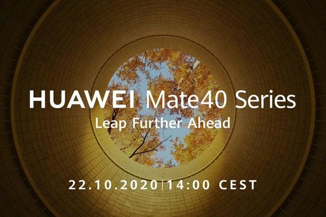 Huawei xác nhận thời gian ra mắt smartphone cao cấp Mate40 - 1