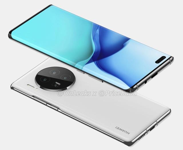 Huawei xác nhận thời gian ra mắt smartphone cao cấp Mate40 - 2