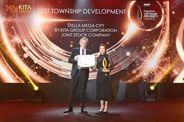 """KITA Group lập """"hat-trick"""" giải thưởng tại PropertyGuru Vietnam Property Awards 2020 - 2"""