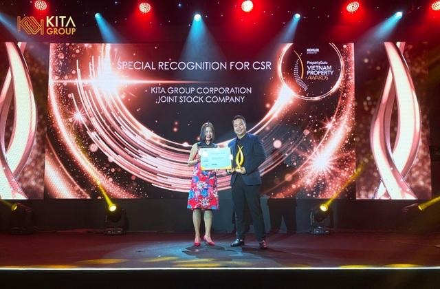"""KITA Group lập """"hat-trick"""" giải thưởng tại PropertyGuru Vietnam Property Awards 2020 - 3"""
