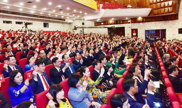 Đại hội Đảng bộ Hà Nội: Thay đổi nhiều cán bộ chủ chốt trong nhiệm kỳ mới - 2