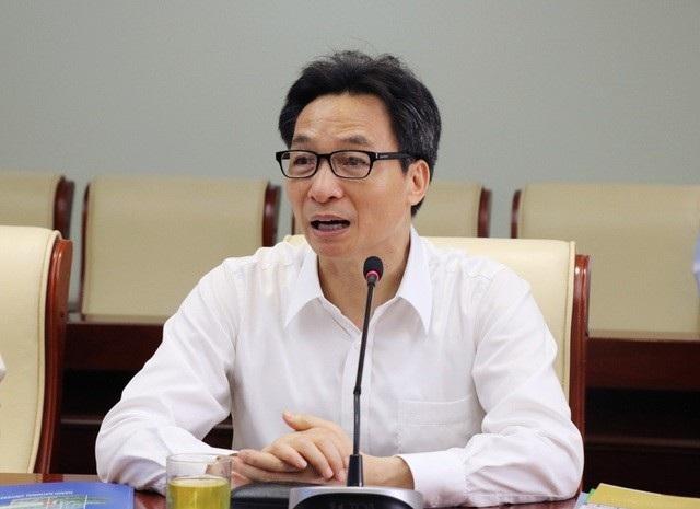 Phó Thủ tướng chỉ đạo Bộ Giáo dục tiếp thu ý kiến về sách tiếng Việt lớp 1 - 1
