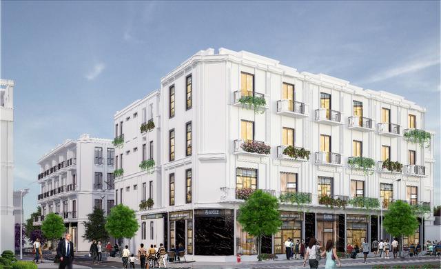 """Giới đầu tư bất động sản Hải Phòng """"phát cuồng"""" với shophouse chỉ từ 3,6 tỷ đồng/căn - 1"""