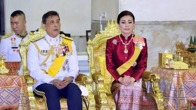 Berlin hiếm hoi lên tiếng chuyện Vua Thái điều hành đất nước từ Đức - 1