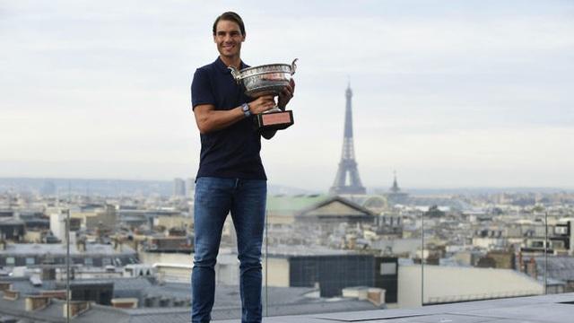 """Rafael Nadal: """"Tôi từng nghĩ không thể vô địch Roland Garros"""" - 1"""