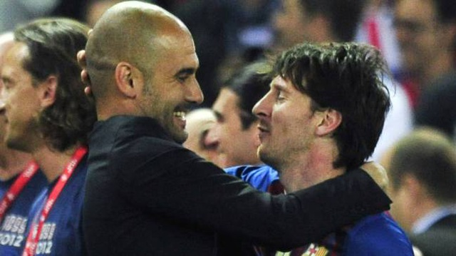 """""""Pep Guardiola chỉ là kẻ ăn theo Messi"""" - 1"""
