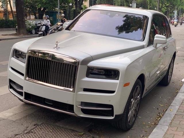 Showroom duy nhất của Rolls-Royce tại Hà Nội dừng hoạt động - 1